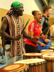 Sega djembe workshop