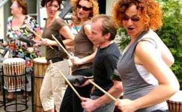 Percussie workshop met bellen
