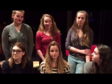 Alfa College Hoogeveen reacties van studenten en de workshop